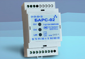 Automated unit for data registration and communication BARS-02